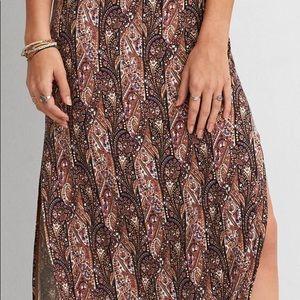 AEO Soft & Sexy Maxi Skirt